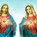 Jezusovo_presveto_Srce_in_Marijino_Brezmade_no_Srce_bigger